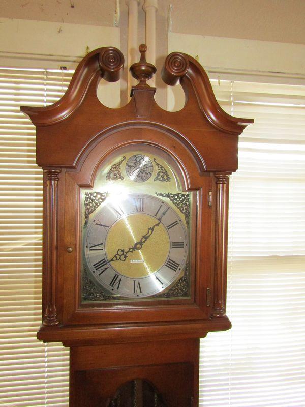 Seth Thomas Floor Clock