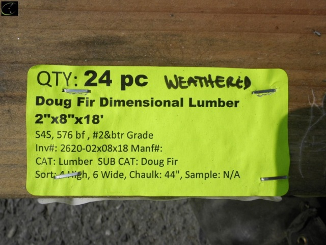 2 In X 4 8 Ft Pressure Treated Lumber 218458 The