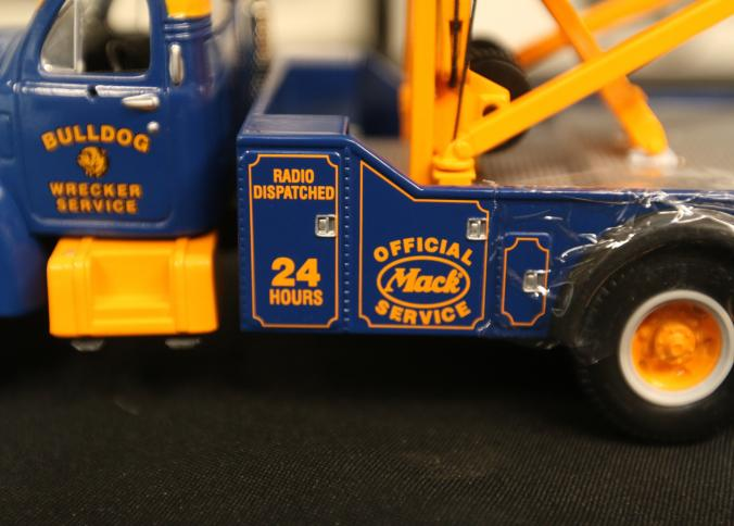 absolute auctions realty First Gear Mack Dump Truck item 33 six die cast metal mack trucks incl 1960 mack b model dump trailer 1960 mack b model dump truck mack r model dump truck with plow
